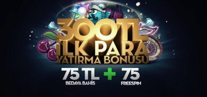 Bets10 da ilk Para yatırma Bonusu Artık 300 TL